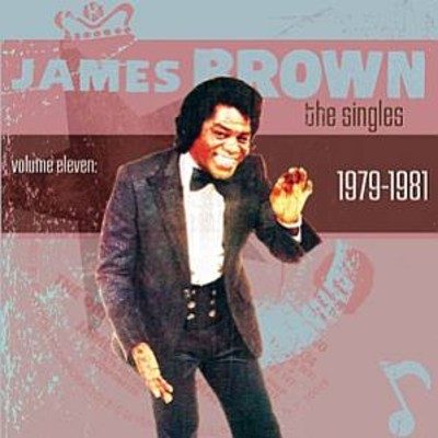 James Brown - The Singles, Volume 11 (1979-1981)