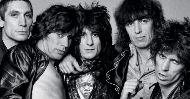 The Rolling Stones Inaudible Productions